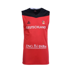 PEAK Herren Trikot 'Germany 2016' rot, Größe M, 3495964