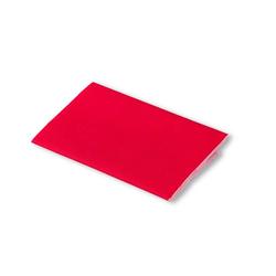 PRYM Klebeflicken Nylon, 10 x 18cm, rot, 100% Polyamid, Zubehör, Haushalt