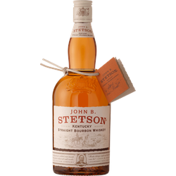 John B. Stetson Whiskey 0,7L 42% vol.