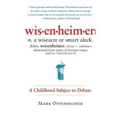 Wisenheimer als Taschenbuch von Mark Oppenheimer
