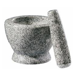 Cilio Mörser Mörser Granit 13 cm
