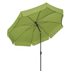 Doppler SUNLINE III Gartenschirm wetterfester Sonnenschirm rund Durchmesser 250cm freshgreen ( grün )