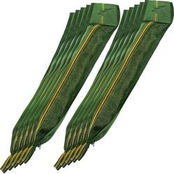 10x Silosack »Zill XL« Silosandsäcke Sandsäcke · frostsicher, 120x27cm