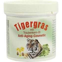 Tigergras-Creme mit Traubenkernöl