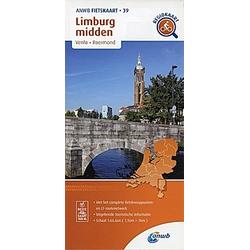 39 Limburg midden (Venlo/Roermond); . - Buch