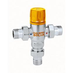 Caleffi Solar-Thermomischer für Eingangstemperaturen bis 100 °C 3/4