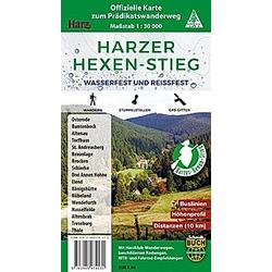 Harzer Hexen-Stieg - Buch