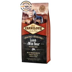 Carnilove Adult Lamb & Wild Boar Hundefutter, 12 kg
