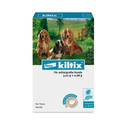KILTIX Halsband f.mittelgroße Hunde 1 St