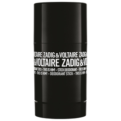 Zadig&Voltaire 75 g This is Him Deodorant Stick Deodorant Stift 75g für Männer