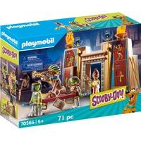 Playmobil SCOOBY-DOO! Abenteuer in Ägypten