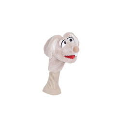 Living Puppets Driver Headcover   Hase Mampfred