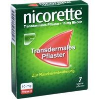 NICORETTE TX 10 mg Pflaster 7 St.