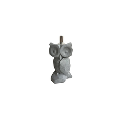 HTI-Line Dekofigur Öllampe Eule (1 Stück), Öllampe