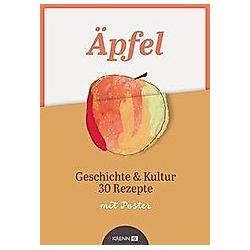 Äpfel, m. Poster