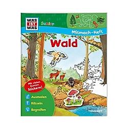 Wald  Mitmach-Heft - Buch
