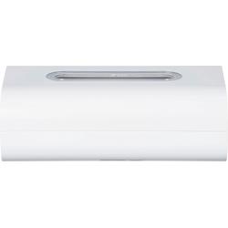WENKO Papiertuchbox Oria, Taschentücherbox weiß Ablagen Aufbewahrung Bad-Accessoires Bad Sanitär Aufbewahrungsboxen
