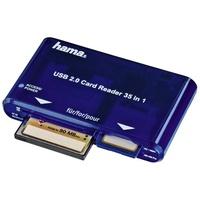 Hama Kartenleser 35 in 1 USB2.0