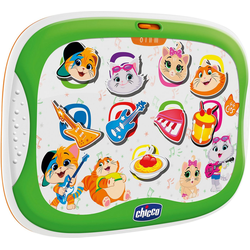 Chicco Spiel, 44 Cats - Mein Musik Tablet