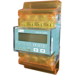 PQ Plus CMD 68-101 MID Drehstromzähler digital 100A MID-konform: Ja 1St.