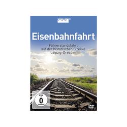 Eisenbahnfahrt - Fuehrerstands DVD