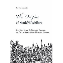 The Origins of Modern Welfare. Paul Spicker  - Buch