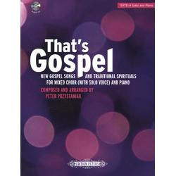 That's Gospel als Buch von Peter Przystaniak