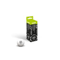Gewo Tischtennisball GEWO Ball Ultra SLP 40+ *** 3er