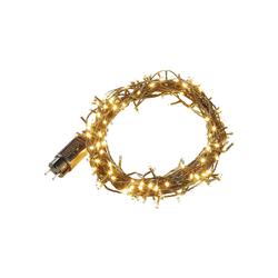 tectake Christbaumkerzen Lichterkette Weihnachten