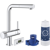 GROHE Blue Minta Chilled & Sparkling Chrom
