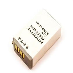 Akku wie Nikon EN-EL24, für Nikon1 J5, DL18-50 f/1.8-2.8, DL24-85 f/1.8-2.8