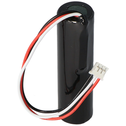 Speicherbatterie 3,7V ersetzt Yamaha YBP-L01 - 3400 mAh