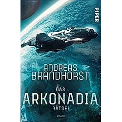 Das Arkonadia-Rätsel. Andreas Brandhorst  - Buch