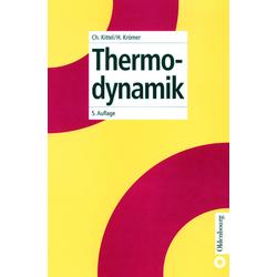 Thermodynamik als Buch von Charles Kittel/ Herbert Krömer