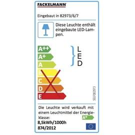 Fackelmann B.clever 120 cm 3 Türen alaska esche