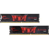 G.Skill Aegis 8GB Kit DDR4 PC4-19200 (F4-2400C15D-8GIS)