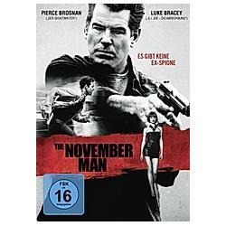 The November Man - DVD  Filme