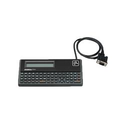 Tastatur-Display-Einheit - RS232-Schnittstelle, LCD-Display, Tastatur programmierbar für Etikettendrucker