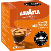 Lavazza A Modo Mio Espresso Delizioso 16 Kapseln