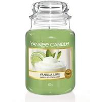 Yankee Candle Vanilla Lime Duftkerze 623 g