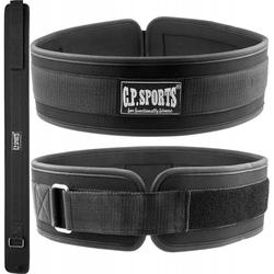 C.P. Sports Trainingsgürtel-Nylon (Größe: XL, Farbe: Schwarz)