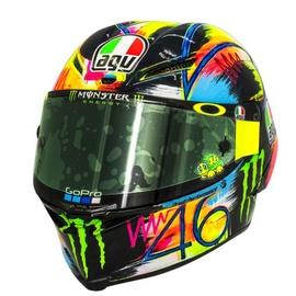 AGV Pista GP R Valentino Rossi Winter Test 2019