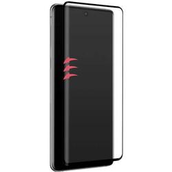 Black Rock SCHOTT 3D 9H Displayschutzglas Passend für: Samung Galaxy S20 1St.