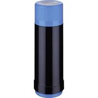 Rotpunkt Max 40, electric kingfisher Thermoflasche Schwarz, Blau 750ml 403-16-06-0