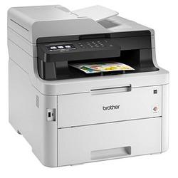 brother MFC-L3750CDW 4 in 1 Farblaser-Multifunktionsdrucker grau