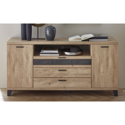 Vito Sideboard 1026 in Wildeiche / Old Artisan Eiche
