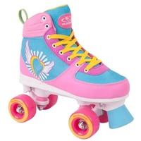 Hudora Skate Wonders blau/pink, 35-36