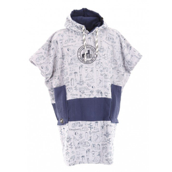 ALL-IN X WH1 V BUMPY Poncho camping sky