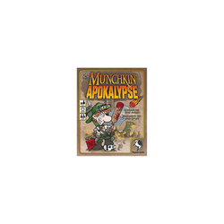 Pegasus Spiel, Munchkin Apokalypse (Kartenspiel)