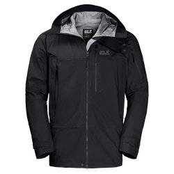 Jack Wolfskin THE HUMBOLDT JACKETTHE HUMBOLDT JACKET - black - XL